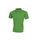 Salewa BAOBAB 2 DRY Men's S/S POLO chlorophil